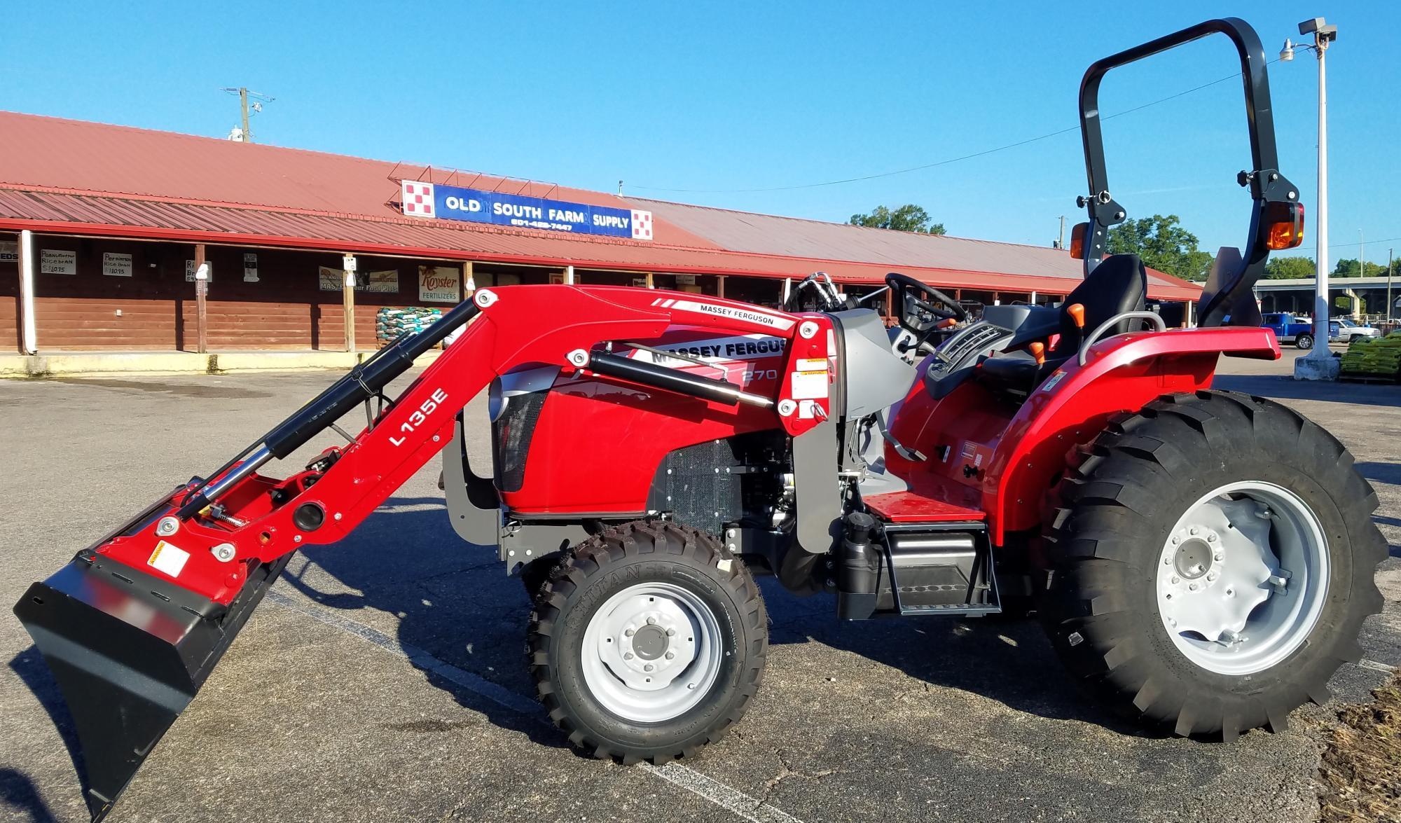 Tractor, Massey Ferguson, Farm Equipment Store- Laurel, MS