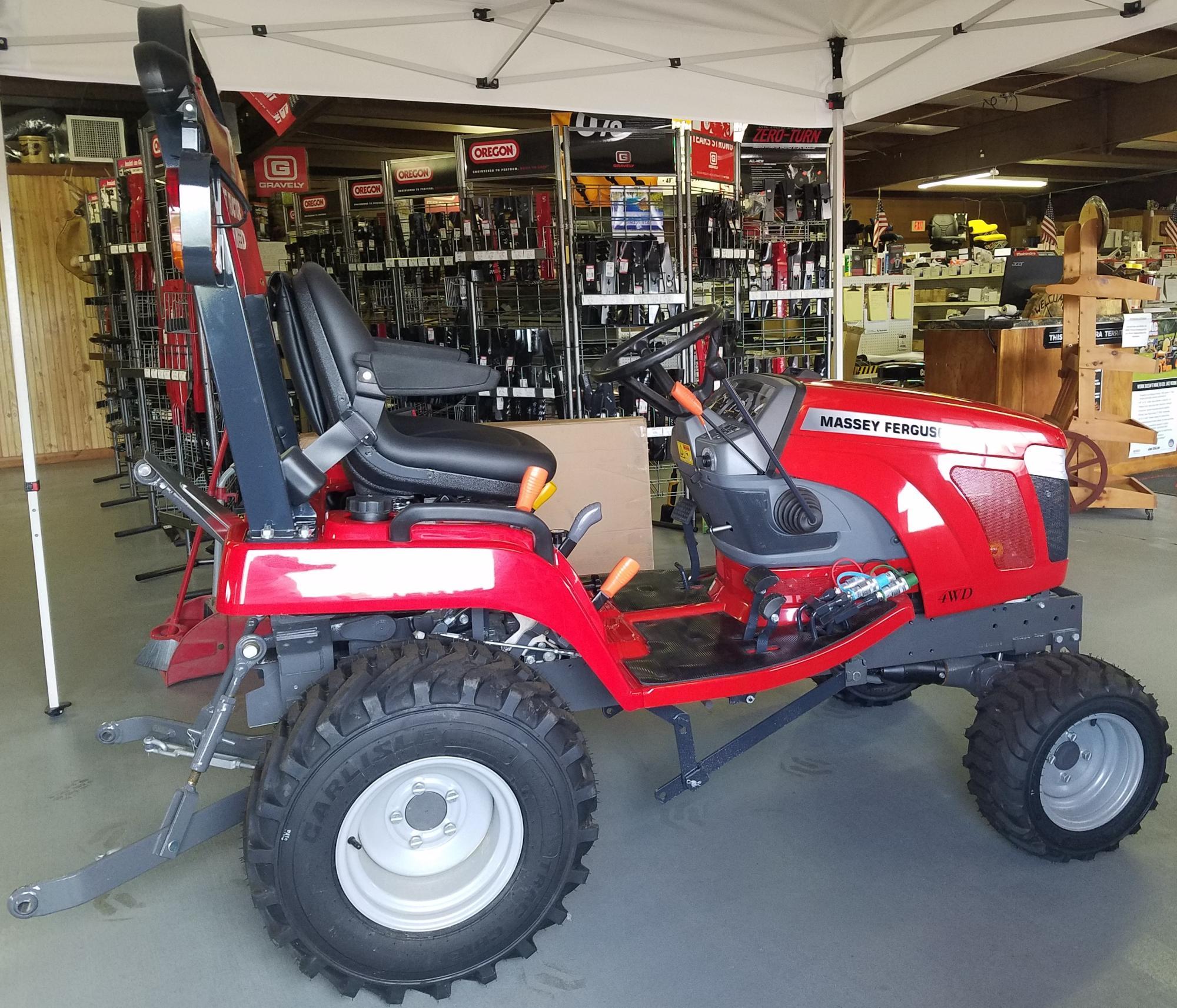 Mahindra USA Tractor Store- Laurel, MS
